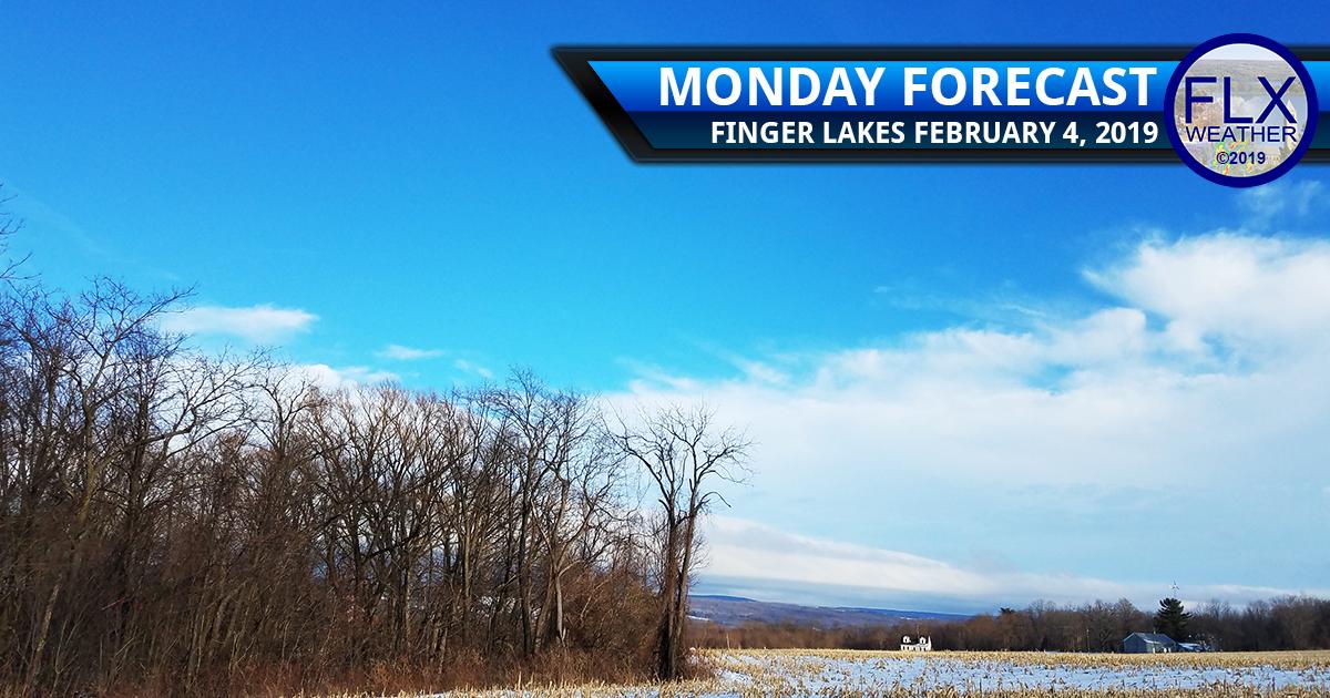 finger lakes weather forecast sun mild rain ice snow freezing rain