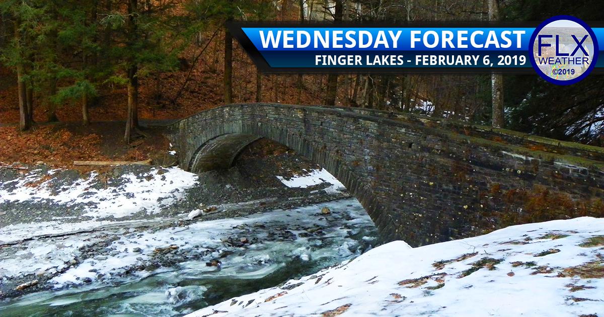 finger lakes weather forecast wednesday february 6 2019 rain ice freezing rain flooding
