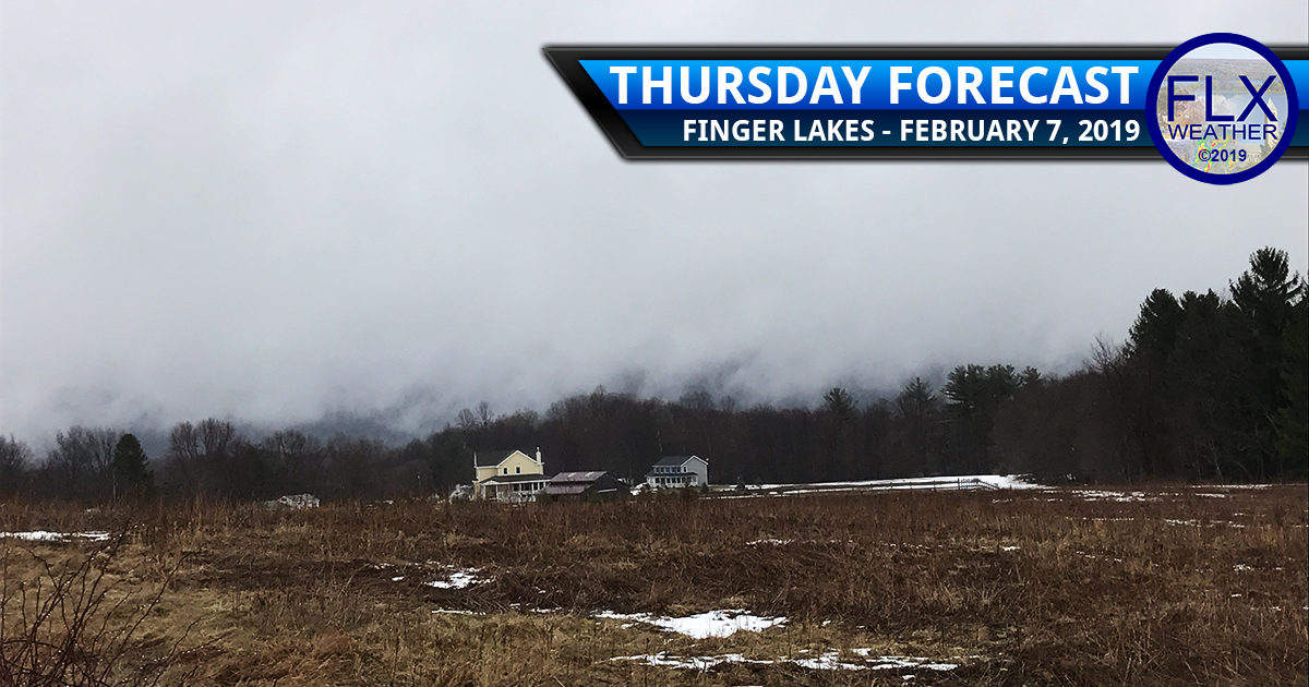 finger lakes weather forecast thursday february 7 2019 ice freezing drizzle fog rain wind thunder flooding