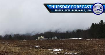 finger lakes weather forecast thursday february 7 2019 ice freezing drizzle fog rain wind thunder flooding