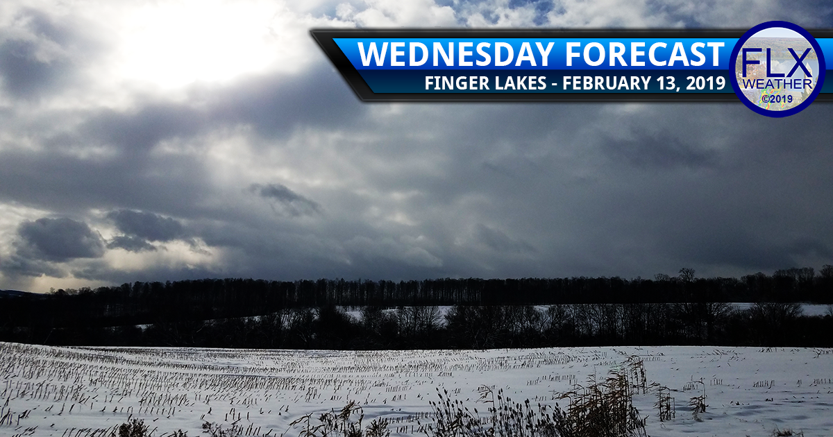 finger lakes weather forecast wednesday february 13 2019 snow wind gusts sun rain weekend weather