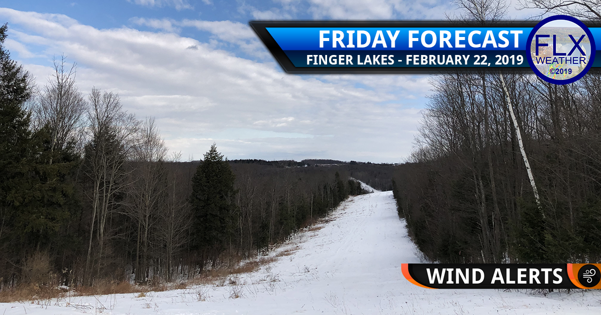 finger lakes weather forecast friday february 22 2019 weekend wind storm high wind warning watch