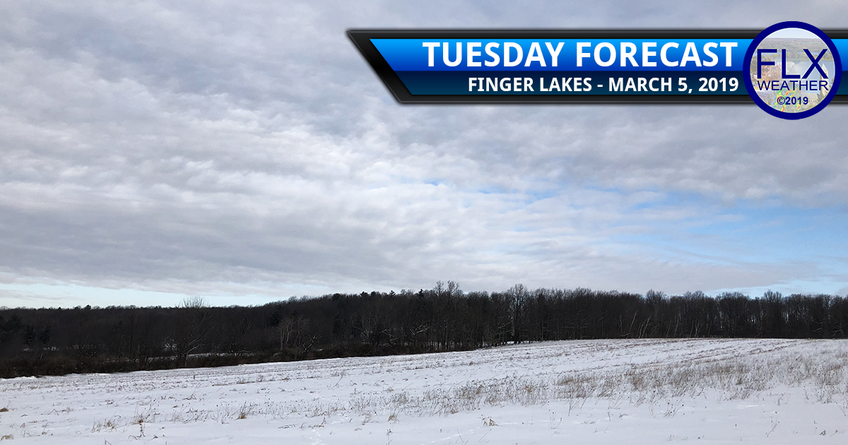 finger lakes weather forecast tuesday march 5 2019 sun cold snow lake effect squall