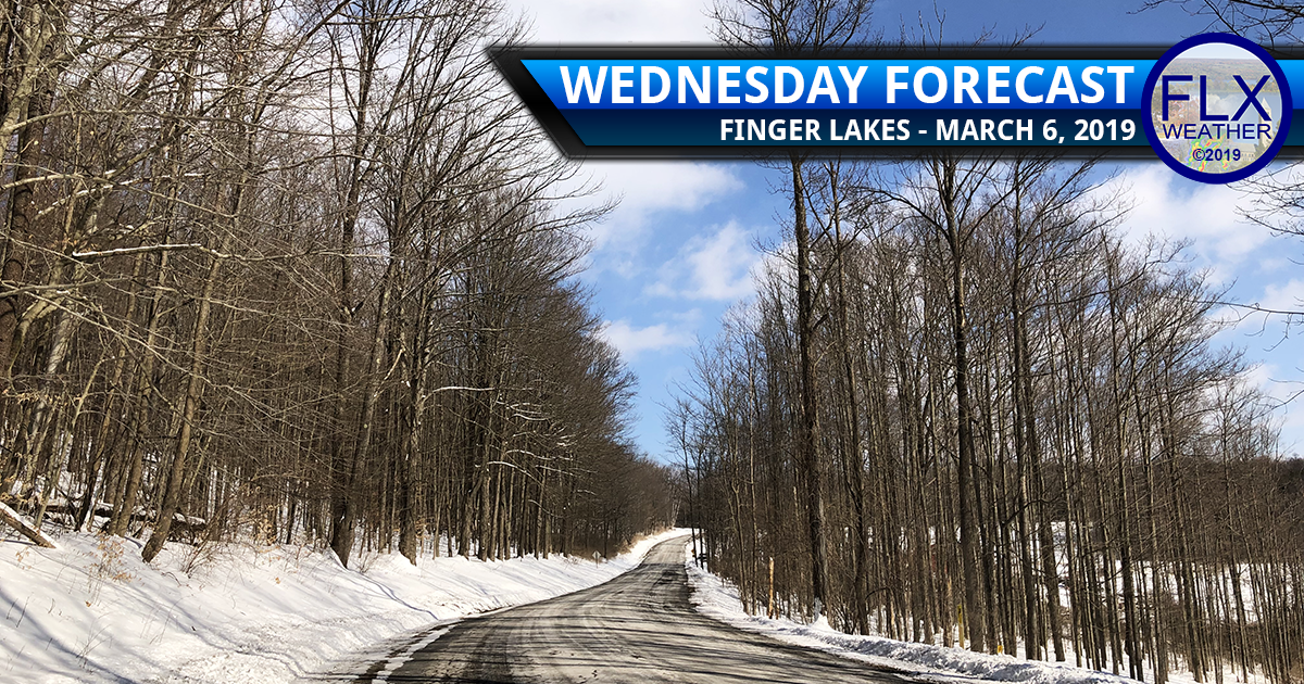 finger lakes weather forecast wednesday march 6 2019 lake effect snow cold sun wind chill