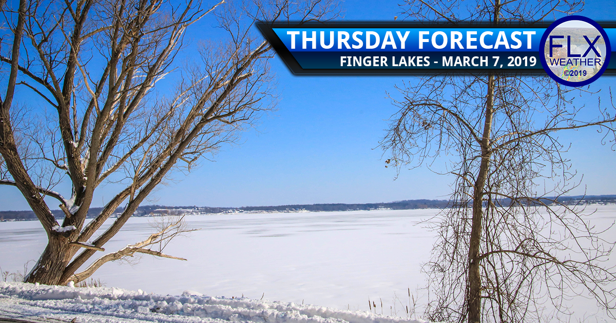 finger lakes weather forecast thursday march 7 2019 snow cold lake effect sun weekend weather warm up