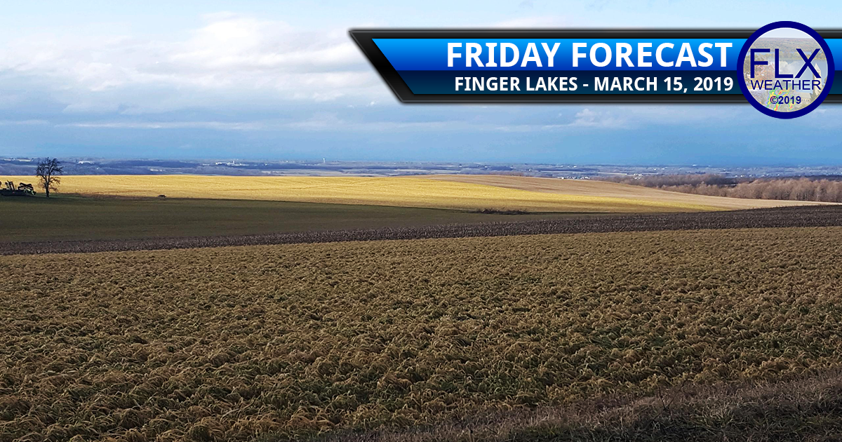 finger lakes weather forecast friday march 15 2019 sun clouds rain wind temperatures weekend weather