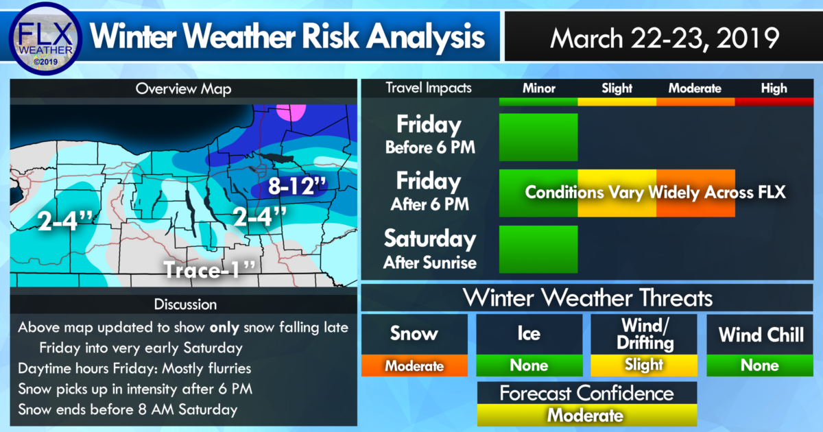 finger lakes weather forecast friday march 22 2019 snow lake effect winter storm warning winter weather advisory snow map
