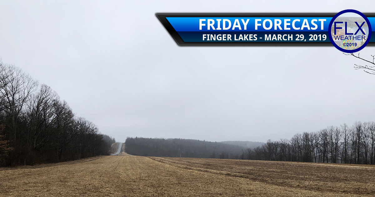 finger lakes weather forecast friday march 29 2019 weekend weather rain snow wind temperatures cold front warm front