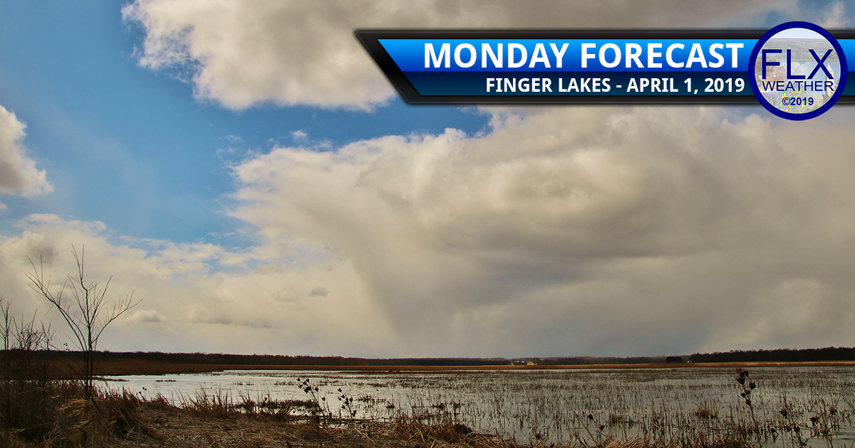 finger lakes weather forecast monday april 1 2019 lake effect snow weekly outlook warmer weather