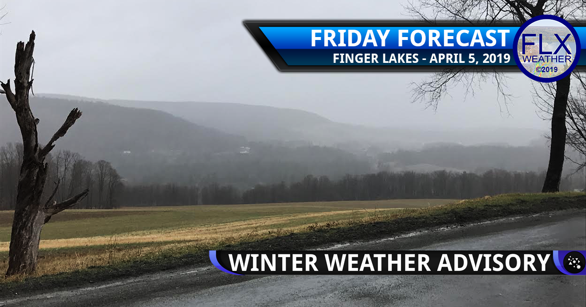 finger lakes weather forecast friday april 5 2019 freezing rain rain ice weekend weather warm up