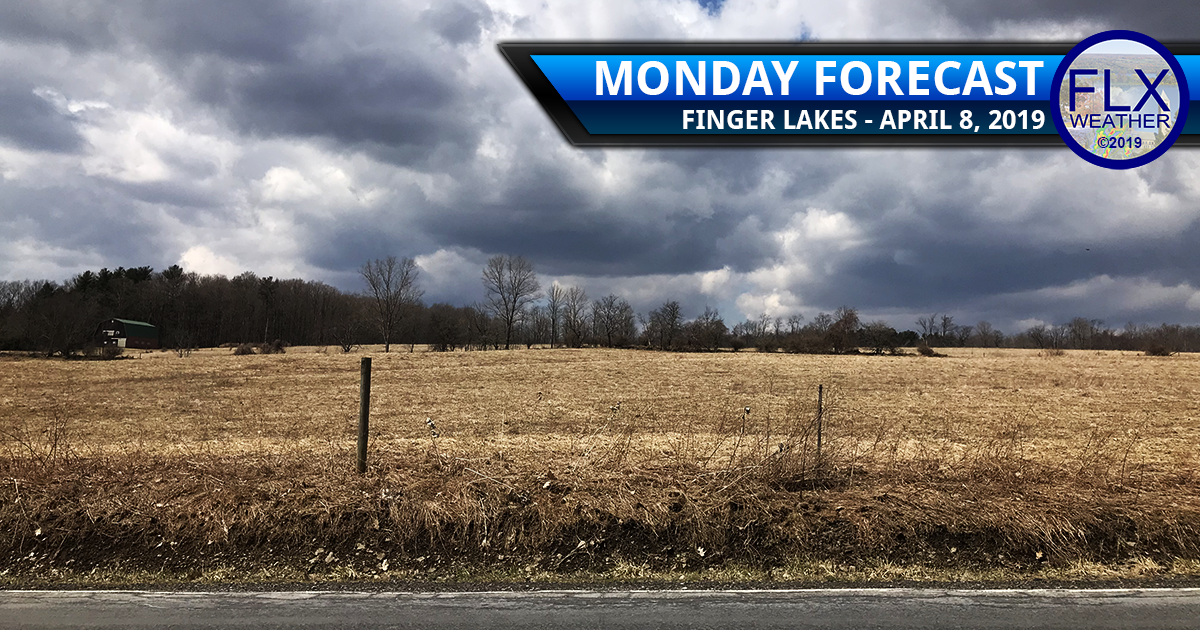 finger lakes weather forecast monday april 8 2019 cloudy showers windy warm