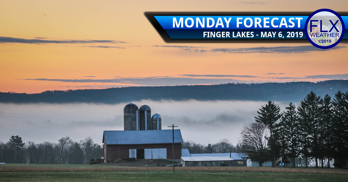 finger lakes weather forecast monday may 6 2019 morning fog sunshine warm