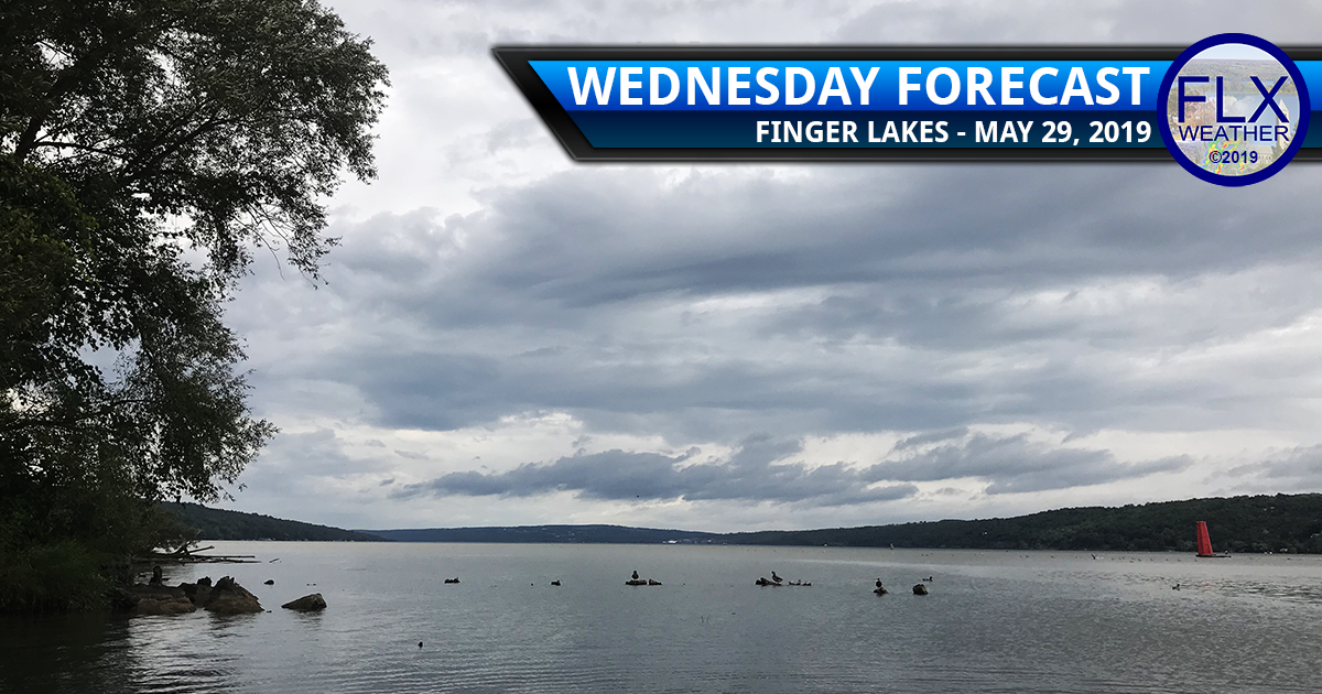 finger lakes weather forecast wednesday may 29 2019 rain cloudy thunder