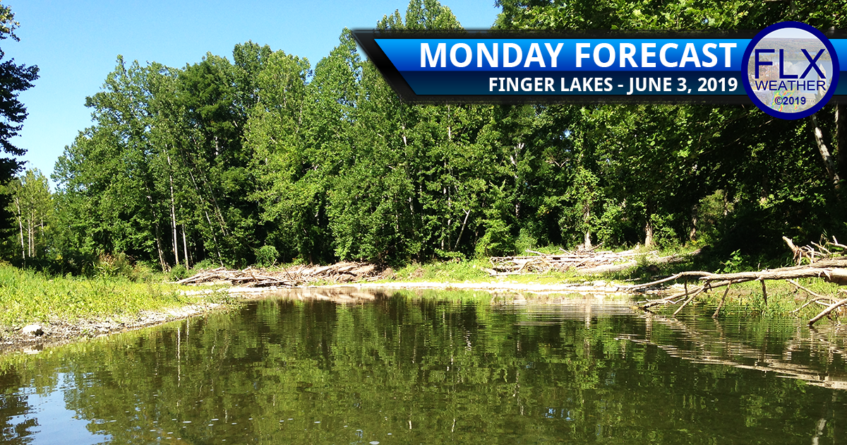 monday june 3 2019 finger lakes weather forecast cool sunny windy