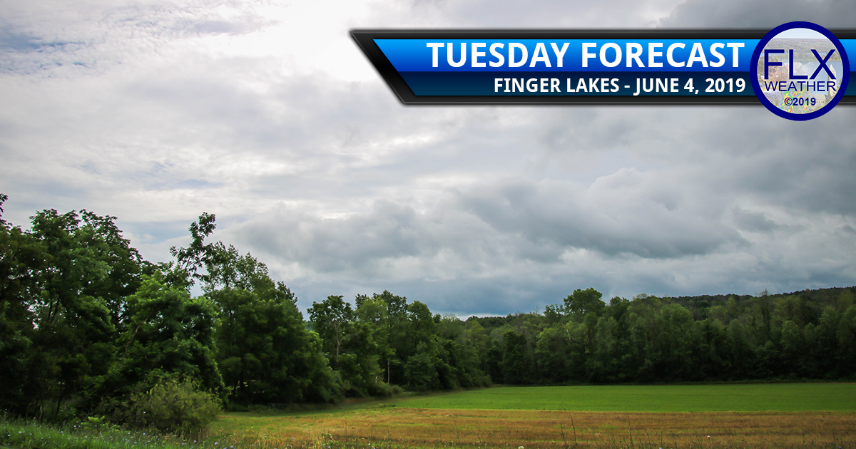 finger lakes weather forecast tuesday june 4 2019 morning sun afternoon rain thunderstorms wednesday