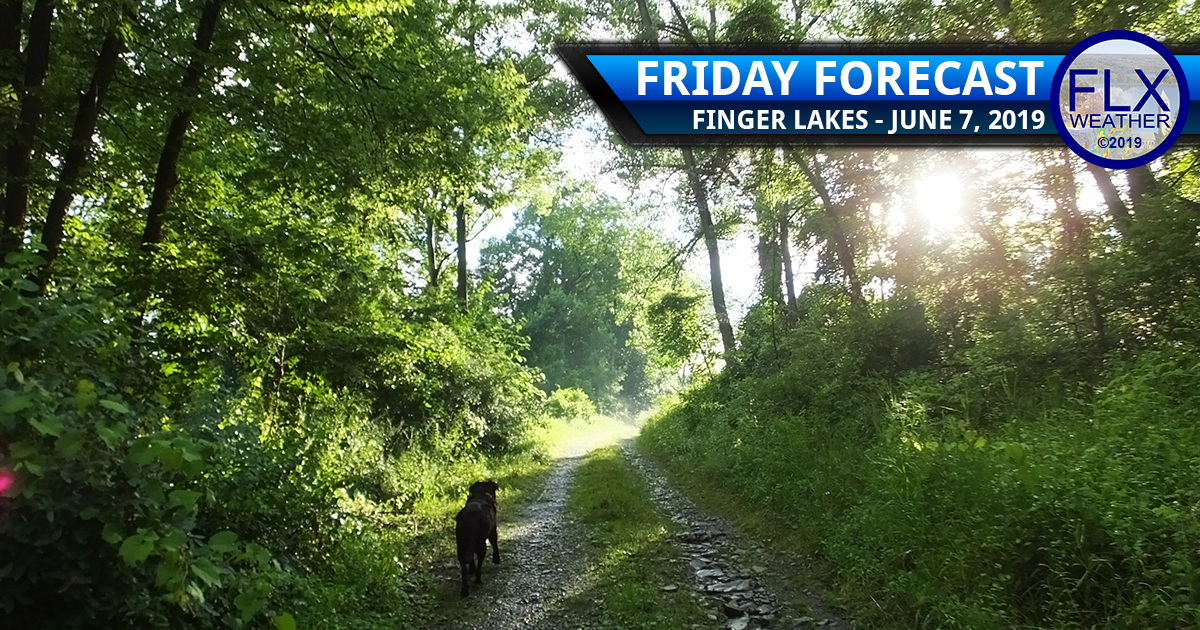 finger lakes weather forecast friday june 7 2019 sunny dry warm weekend