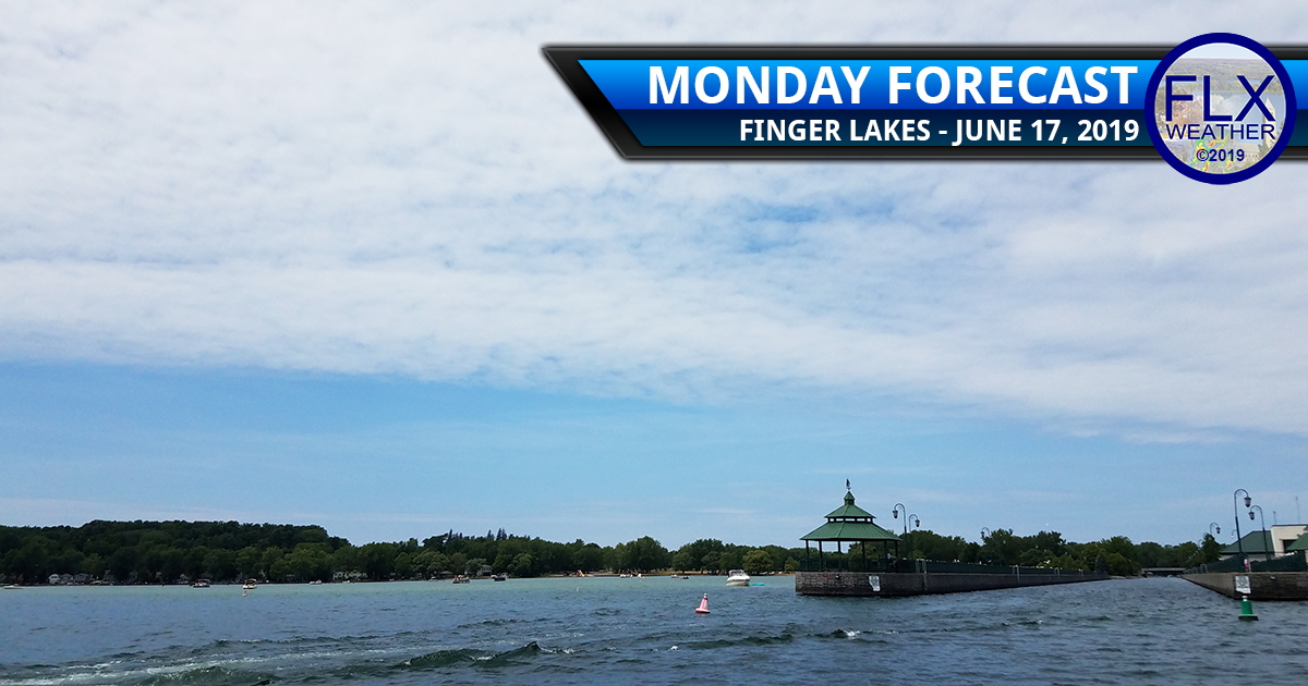 finger lakes weather forecast monday june 17 2019 sun clouds morning fog tuesday rain