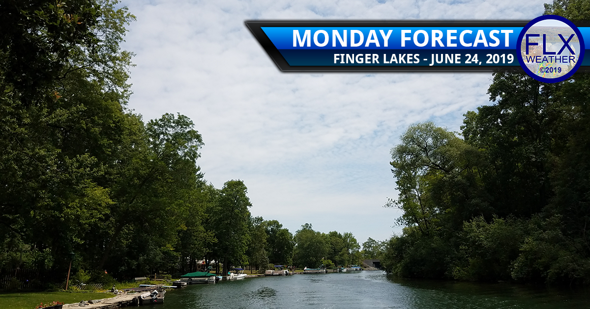 finger lakes weather forecast monday june 24 2019 clouds showers weekly weather