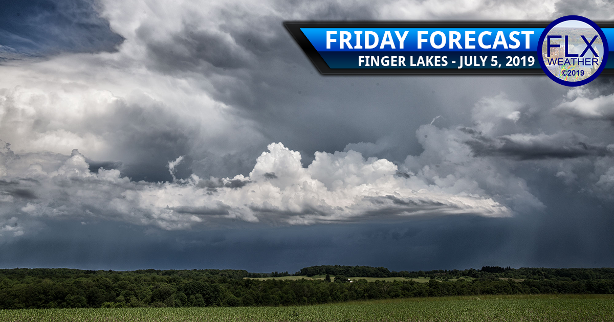 finger lakes weather forecast friday july 5 2019 showers thunderstorms hot humid weekend weather dry stretch