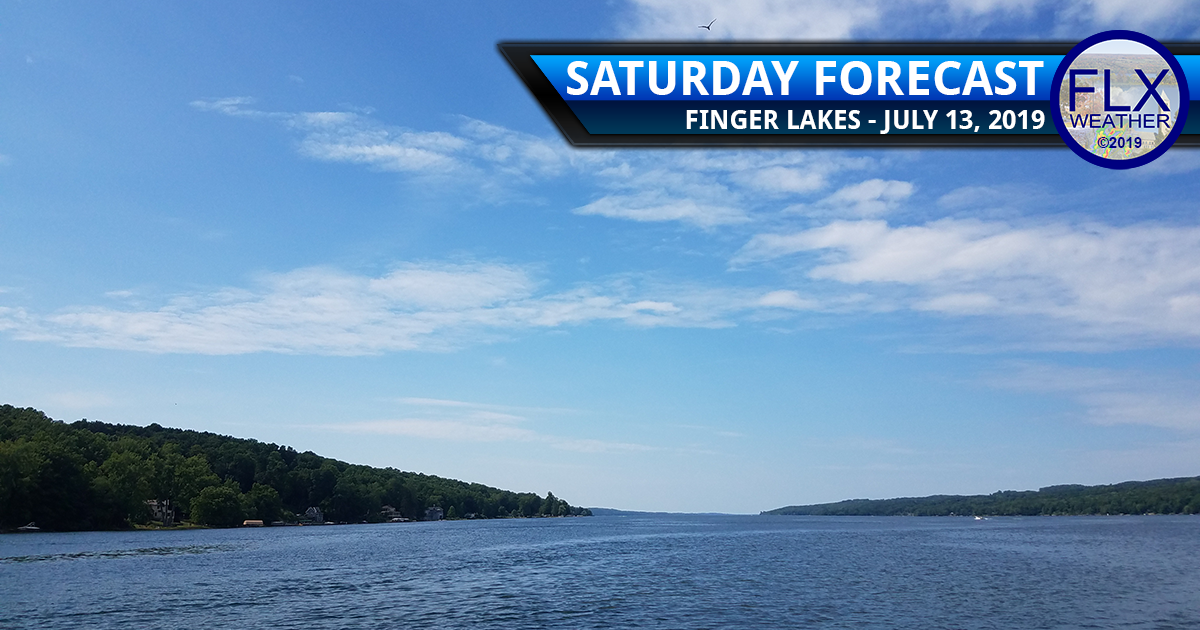 finger lakes weather forecast saturday july 13 2019 weekend weather when will it rain tropical storm barry