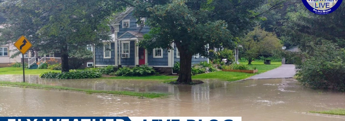 finger lakes weather live blog wednesday july 17 2019 flash flood potential