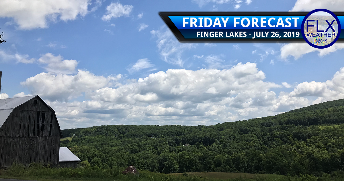 finger lakes weather forecast friday july 26 2019 weekend weather rain chances thunderstorms warm