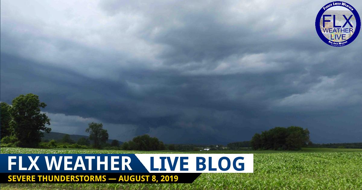 finger lakes weather live severe thunderstorm updates
