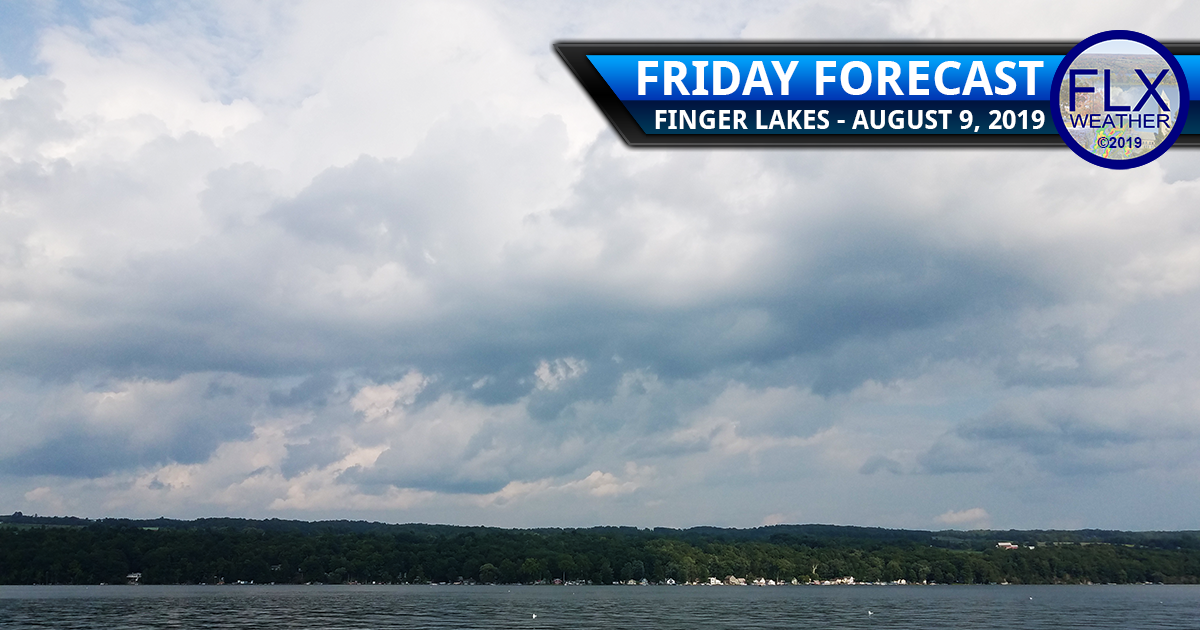 finger lakes weather forecast friday august 9 2019 sun clouds cooler breezy showers weekend weather