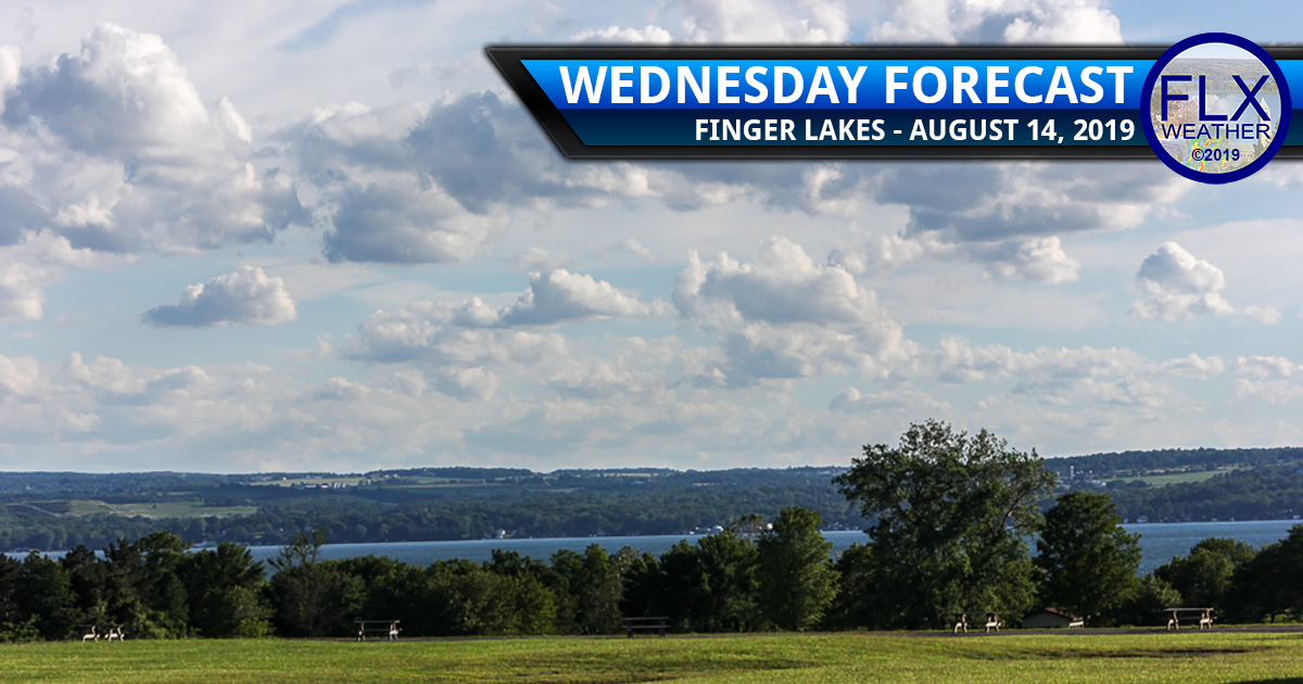 finger lakes weather forecast wednesday august 14 2019 sun clouds rain thursday