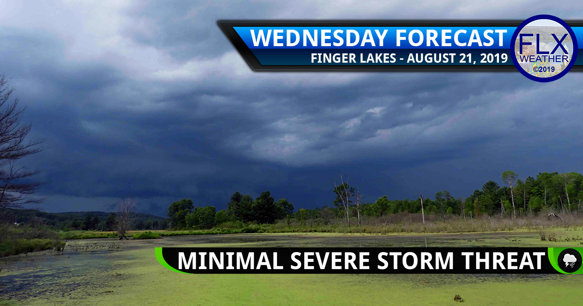 finger lakes weather forecast wednesday august 21 2019 morning rain afternoon thunderstorm weekend weather forecast