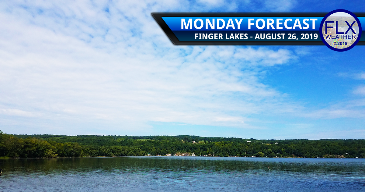 finger lakes weather forecast monday august 26 2019 sun rain tuesday wednesday
