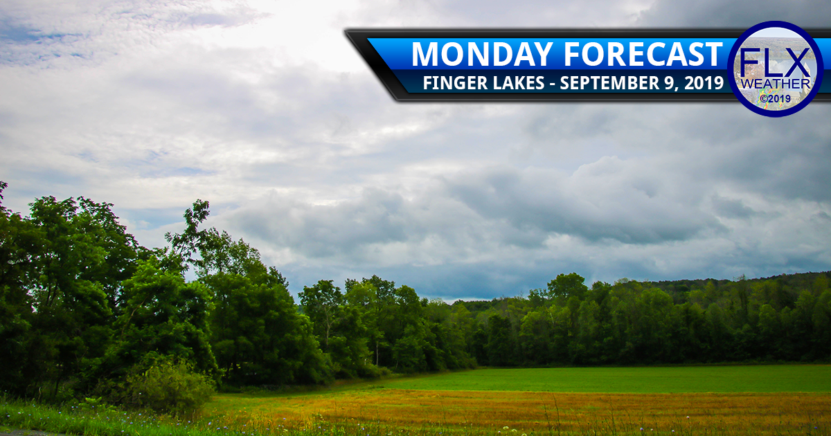 finger lakes weather forecast monday september 9 2019 sun clouds warming trend wednesday thursday rain