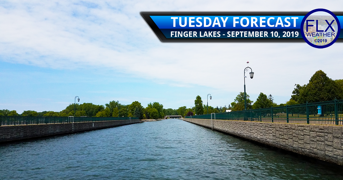 finger lakes weather forecast tuesday september 10 2019 sun warm clouds rain wednesday thunderstorms