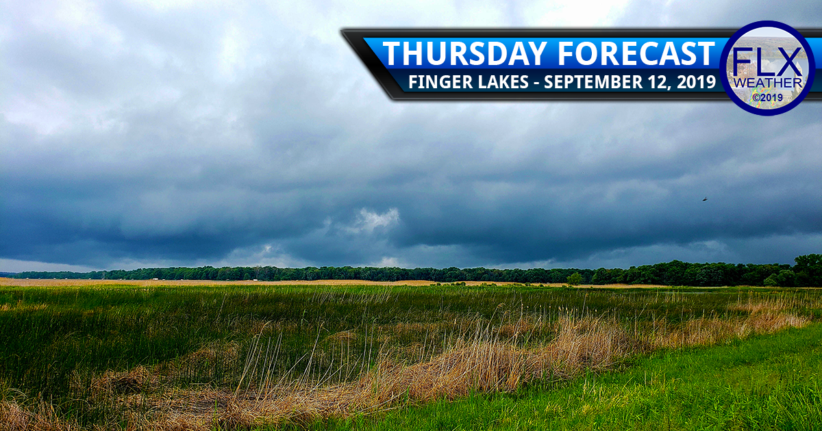 finger lakes weather forecast thursday september 12 2019 showers friday wind weekend forecast