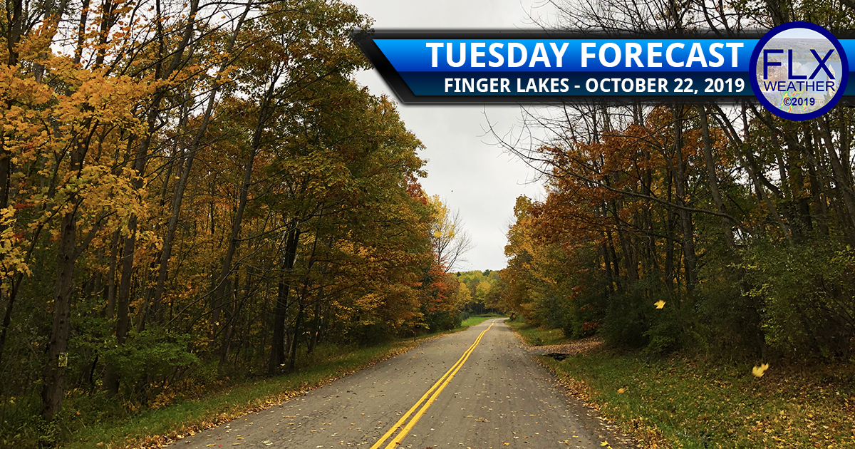finger lakes weather forecast tuesday october 22 2019 wind rain cold front