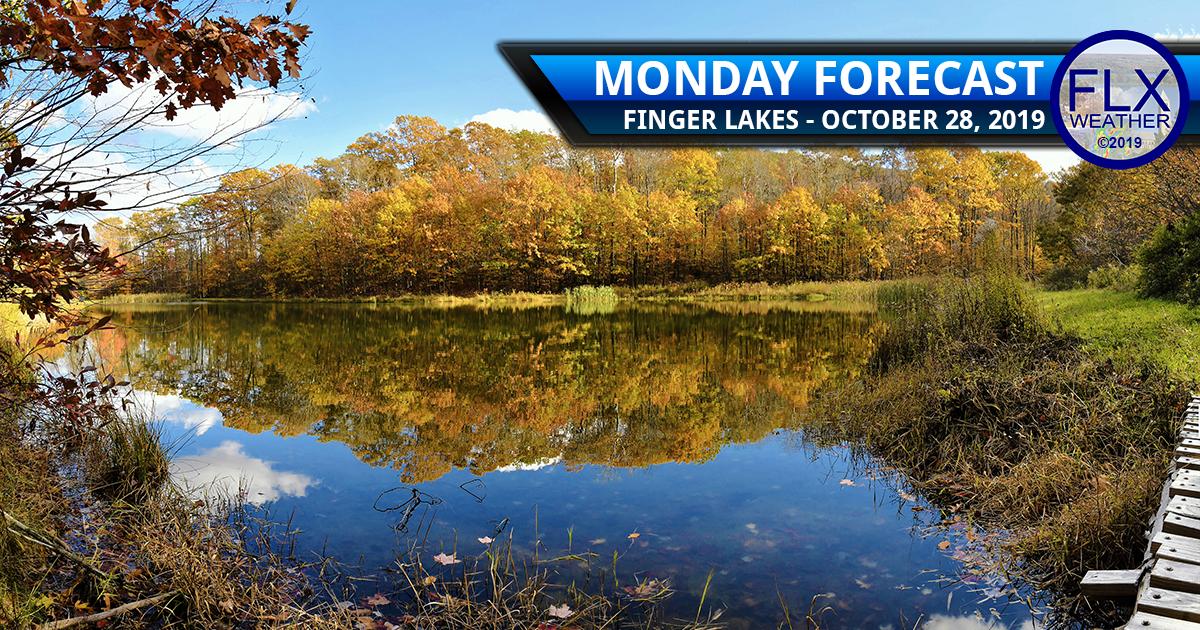 finger lakes weather forecast monday october 28 2019 warm sunny halloween storm