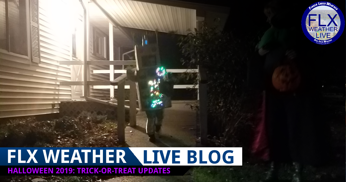finger lakes weather forecast live blog updates trick or treat weather wind rain