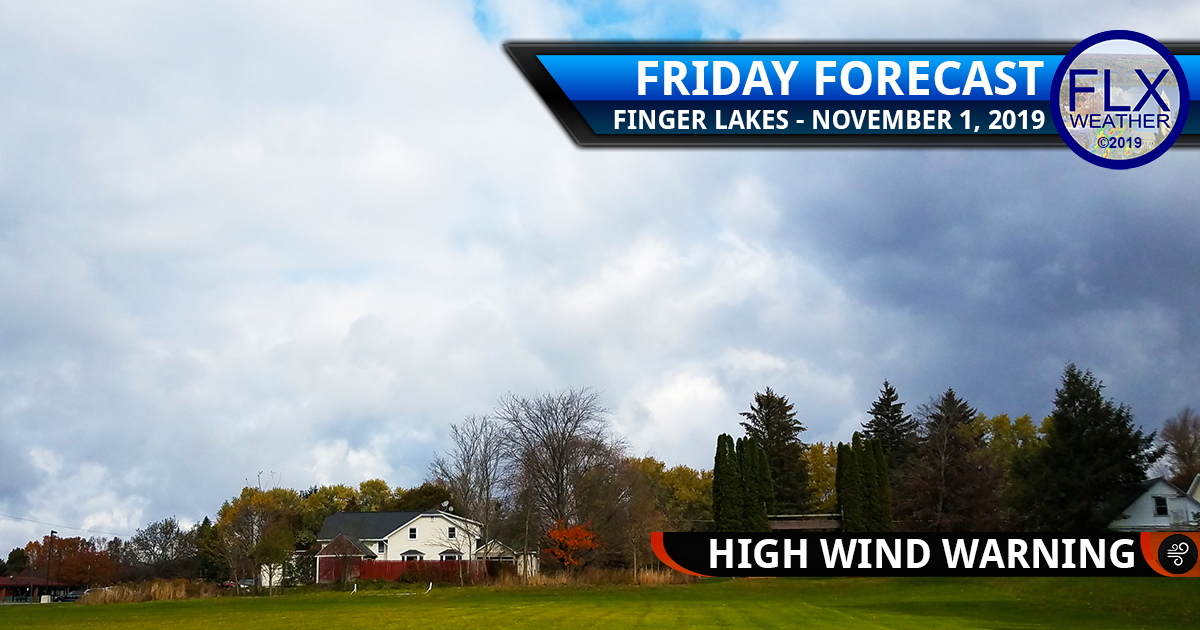 finger lakes weather forecast friday november 1 2019 high wind warning wind storm weekend forecast