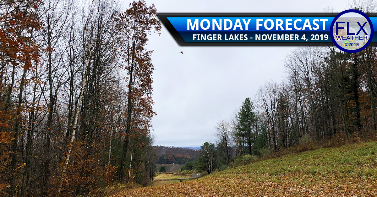 finger lakes weather forecast monday november 4 2019 clouds warm front rain cold front late week snow