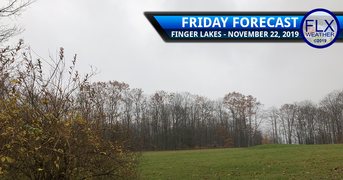 finger lakes weather forecast friday november 22 2019 cold front rain snow falling temperatures gusty winds